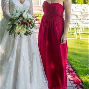 Wedding/bridesmaids/prom dress